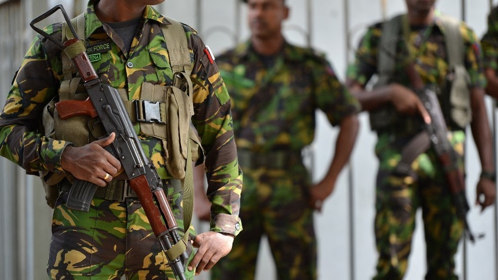 26yo man arrested with maps of Sri Lankan Parliament, assault rifle ammo
