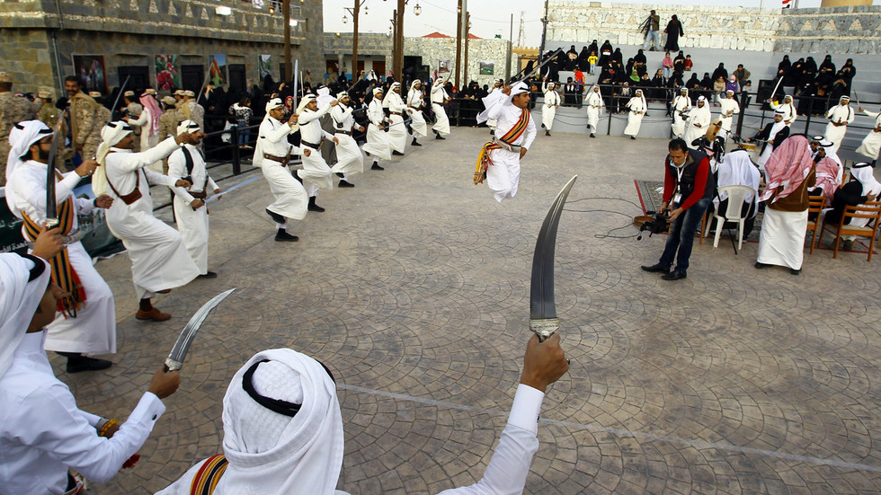 Wall Street bankers make triumphant return to Saudi Arabia just in time for mass beheadings