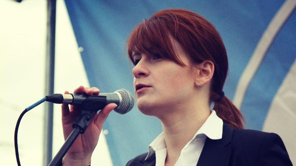 'I beg for mercy': Maria Butina's TEARFUL plea for leniency