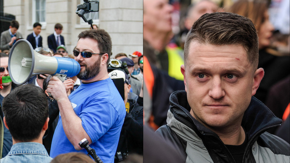 'How is this not meddling?' Twitter bans Tommy Robinson, Sargon of Akkad campaign accounts