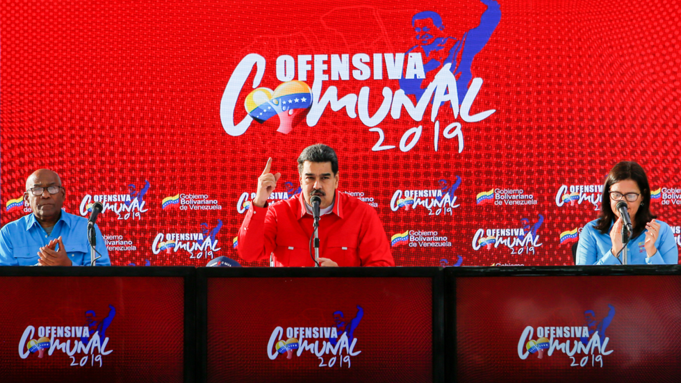 'Vulgar maneuver': Maduro slams Abrams for trying to co-opt legacy of Hugo Chavez