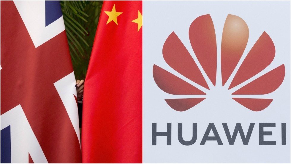 China urges UK to keep Huawei in 5G development as US continues spying narrative