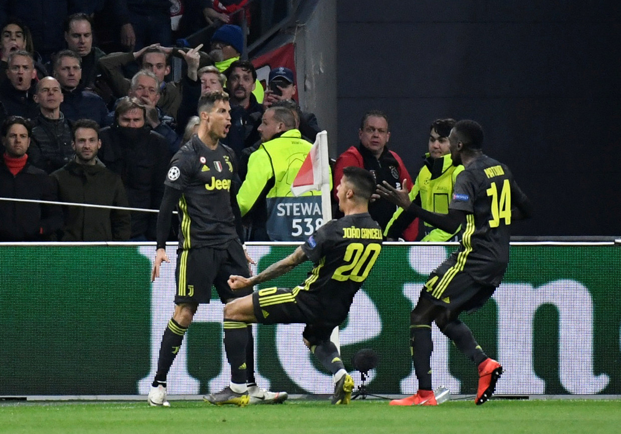 Ajax-Juventus Betting Odds: Value on the Over/Under in Champions League Quarterfinals?