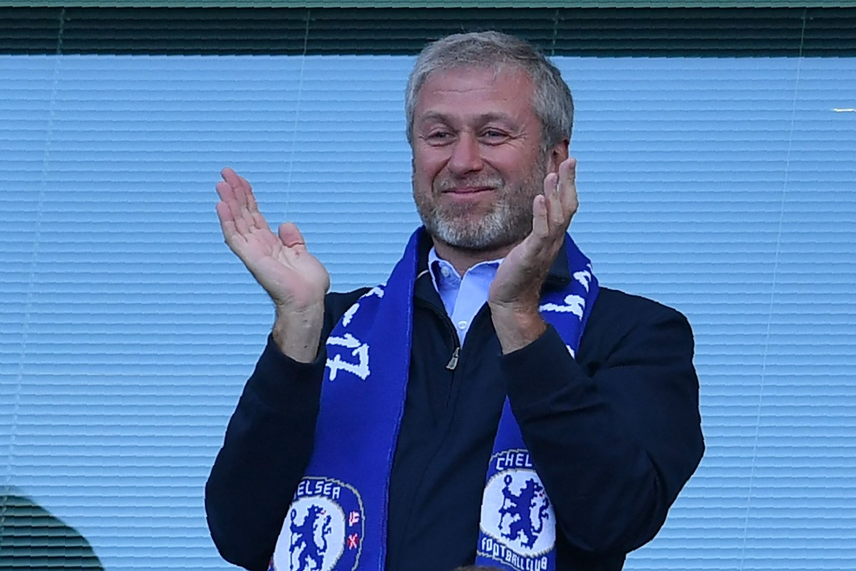Chelsea targeted by three groups in £2.5bn race to buy club