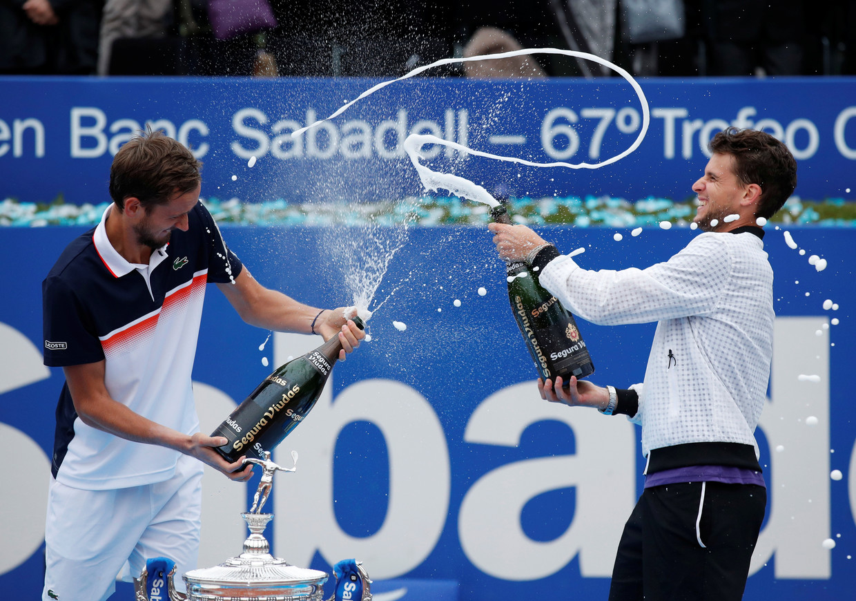 Dominic Thiem completes ideal  week for 13th ATP title — ATP Barcelona