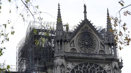 'How dare you!' French ambassador shames Ukrainian pundit for joking about Notre Dame blaze