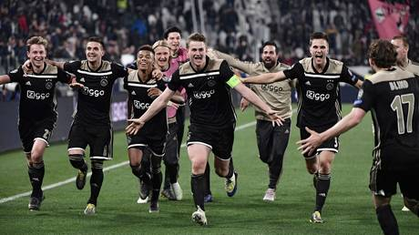 Dutch delight: Why Ajax's remarkable Champions League run is so welcome
