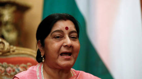 'Don't think about suicide': Indian FM Swaraj responds to desperate tweet from man trapped in Saudi