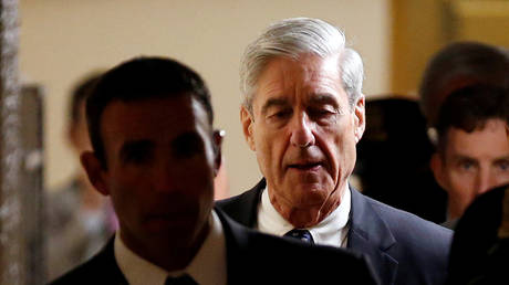 AG Barr says he has no objection to Mueller testifying to Congress