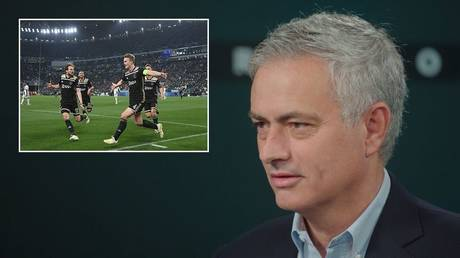 WATCH: Jose Mourinho on how to stop Champions League sensations Ajax