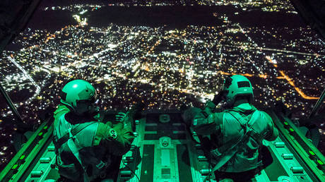 Japan asks Pentagon to share military airbase for civilian flights during 2020 Olympics