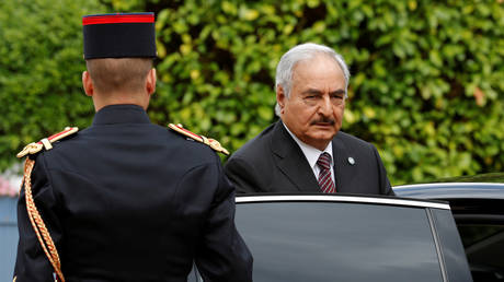 'Oil is everything': Why Western allies like US & France swing weight in favor of Libya's Haftar