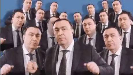 'Can I unsee this?' Wacky election RAP VIDEO by elderly MPs from Moscow region stirs voter sentiment