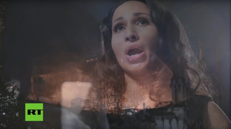 WATCH Russia's best opera voices sing Ave Maria in touching tribute to gutted Notre Dame