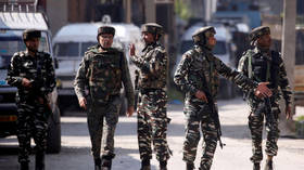 4 militants killed in Kashmir following gun battle with Indian security forces