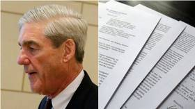 Russiagate endgame? Democrats to issue subpoena for full, unredacted Mueller report