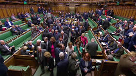 Parliament cries tears of a nation as 'flextension' enters the Brexit lexicon