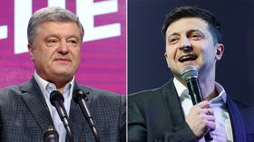 Ukraine election: The West's Poroshenko gamble blows up as joker Zelensky tops poll