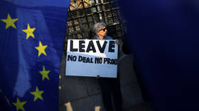 UK lawmakers reject all alternative Brexit options