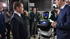Friends reunited: Russian bot recognises PM Medvedev after almost four-year-long separation