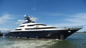 Superyacht linked to Malaysia's state fund looting scandal sold for $126 million