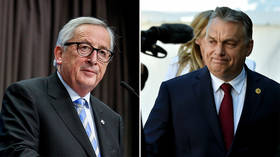 Orban to Juncker: Unveiling statue of Marx gives you no right to lecture others on xenophobia