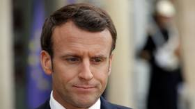 Macron own goal? Twitter blocks govt ad campaign to comply with French fake-news law