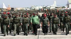 'Venezuela won't become 2nd Syria': Lavrov sure S. America won't back military invasion v. Maduro