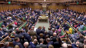 UK lawmakers approve bill to block 'no deal' Brexit & force May to seek extension