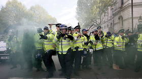 UK Police ready 10,000 riot officers as fears Brexit tensions could worsen