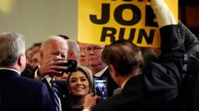 'Creepy Joe' Biden accused of impropriety by three more women
