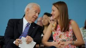 Trump reposts meme-video of 'sniffer' Joe Biden, rustles jimmies on Twitter