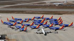 'Minor' critical problem? Boeing admits ANOTHER glitch in 737 MAX software