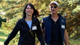 Jeff Bezos still world's richest man after record $35 billion divorce