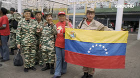 'The militia is all of us': Who are Venezuela's pro-Maduro 'colectivos,' so demonized by the West?