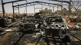 Pentagon orders troops to leave Libya which it helped destabilize, laments 'security conditions'