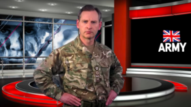 British Army chief mocked on Twitter for 'laughable' video on military scandals