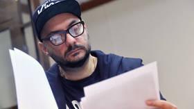 Russian theater & film director Serebrennikov released from house arrest
