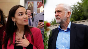 Budding socialist love? AOC & Corbyn progress to next level with… top gardening tips