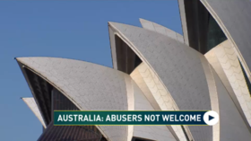 Australia: Abusers Not Welcome
