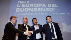 'The EU is a nightmare': Italy's Salvini launches campaign to form broad nationalist alliance