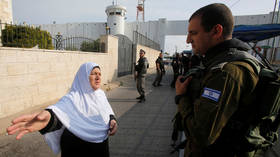 IDF puts Palestinians on lockdown but settlers can move freely during Israeli election