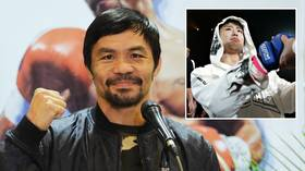 'We are not quite there yet': Rizin CEO Sakakibara wants to book Manny Pacquiao vs Takanori Gomi