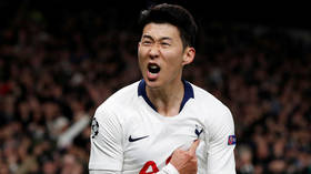 Son shines for Spurs as Aguero squanders spot kick in enthralling all-English UCL QF 1st leg