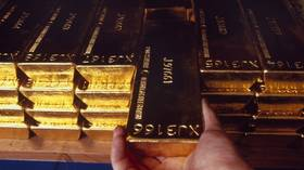 Estonia has a single gold bar in its vault... but cannot sell it