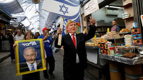 Fat chance: Trump sees Netanyahu win as a boon to Middle East peace