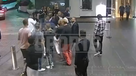 New CCTV VIDEO shows enraged McGregor stomping on fan's phone