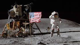 US may use moon landing mission for 'shady operations' – Russian space agency chief