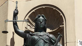 Lady Justice blinked: America's flunking legal system reveals a nation divided by money and power