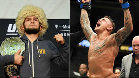 'See you in September': Khabib awaits after Poirier sees off Holloway in slugfest